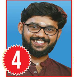 Kerala psc LGS 4 Rank