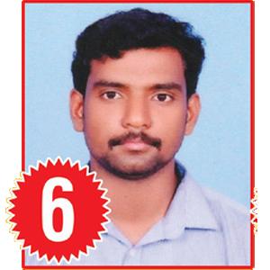 Kerala psc DCB Cashier 6 Rank