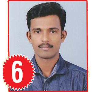 Kerala psc Assistant Salesman 6 Rank