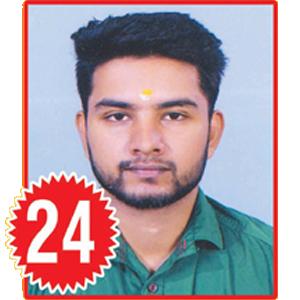 Kerala psc LGS 24 Rank