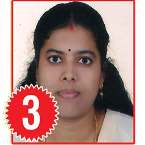 Kerala psc Secretariat Assistant 3 Rank